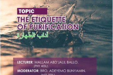 Etiquetter of Purification