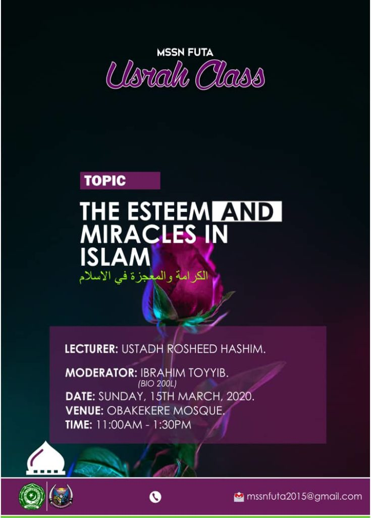 The Esteems and Miracles of Islam