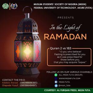 In the Light of Ramadan