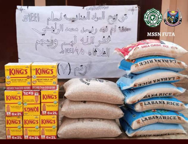 MSSN FUTA Ramadan package 2