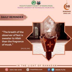 Ramadan Day 08