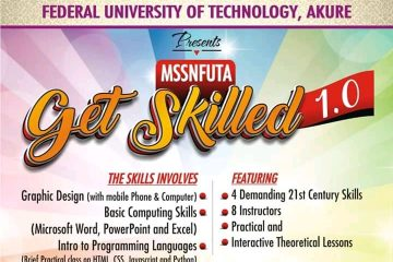 MSSN FUTA Get Skilled 1.0 - IT Skills acquisition