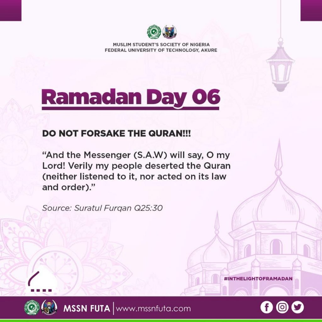 Ramadan Quotes  Day 06