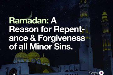 Ramadan Reflections - MSSN FUTA
