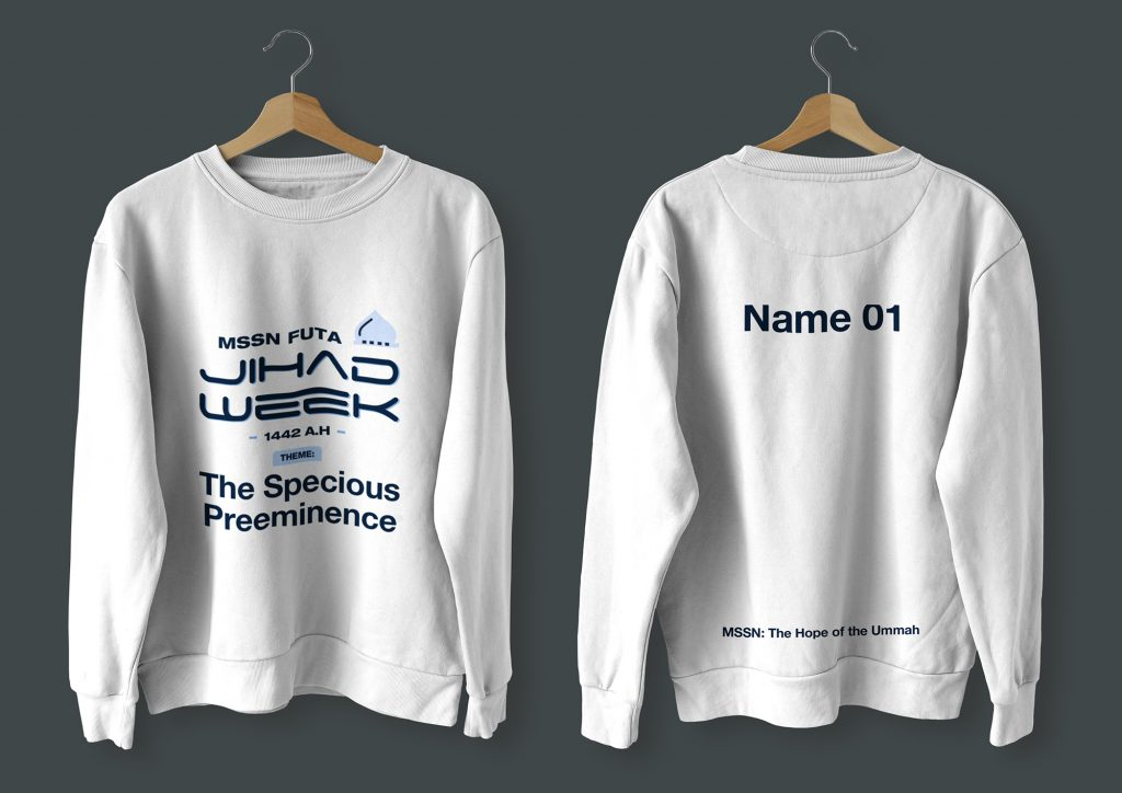 Sweater Mockup Front and Back Option 1