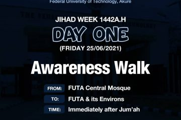 Awareness walk
