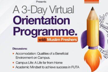 virtual orientation programme